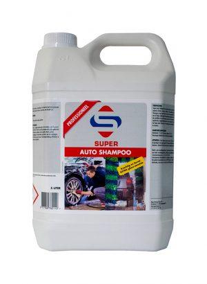 Super auto shampoo 5L