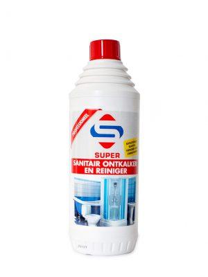 Super sanitair ontkalker en reiniger (1)